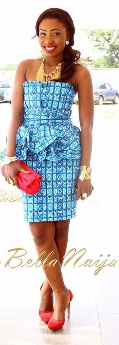 Latest African Fashion, African Prints, African fashion styles, African clothing, Nigerian style, Ghanaian fashion, African women dresses, African Bags, African shoes, Nigerian fashion, Ankara, Aso okè, Kenté, brocade DK Latest Ankara Dresses, Ankara Dress Styles, Kente Styles, African Print Dresses, African Dresses For Women, African Prints, African Wear, African Women, African Inspired Fashion