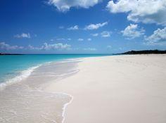 Tropic of Cancer Beach  Little Exuma, Bahamas