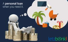 Get #personalloan when you need it. #Letzbank is here which guides you to choose the #personalloan that fulfils your needs.   To search, compare, apply for personal loans at Letzbank visit: https://www.letzbank.com/bank-search/personal-loan