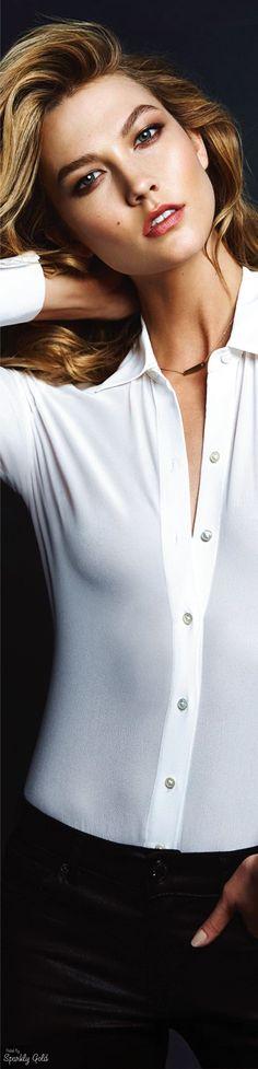 Karlie Kloss. #KarlieKloss #beauty