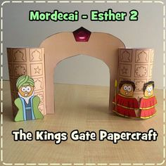 Kings+Gate+Papercraft+#Jesuswithoutlanguage