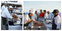 Star Pride's unique Deck Barbecue gala will take place one night per voyage on the pool deck. http://www.windstarcruises.com