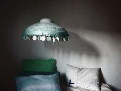 myriam-balay-lampe-papier paper mache lamp shade