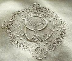 Beautiful Antique Linens