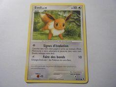 Evoli NIV 10 50PV 59 111 Pokemon Platine Rivaux Emergeants | eBay