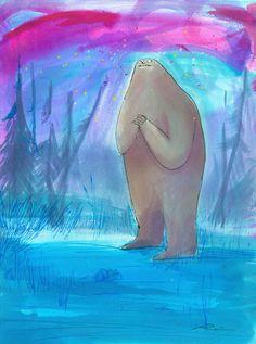 bigfoot watch the stars graham roumieu