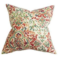Hailey Pillow in Multi