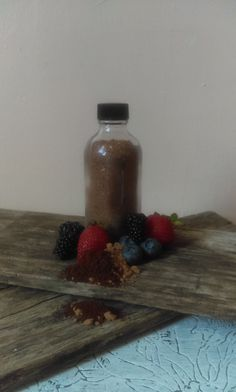 Cleansing Grains/Anti Aging/Rhassoul Clay/Raw Almonds/Coffee Oil/Raw Cacao/Organic Coconut Milk/Rosehips/Blackberry/Strawberry/Blueberry by SammyJeanNaturals on Etsy https://www.etsy.com/listing/452211964/cleansing-grainsanti-agingrhassoul