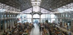 Onde encontrar Mercados Municipais em Lisboa ? | Onde Lisboa