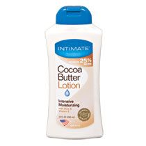 Intimate Cocoa Butter Lotion, 20-oz. Bottles