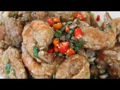 Crevettes aux 5 parfums 五香粉蝦 : recette traditionnelle - Cooking With Morgane - YouTube