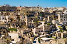 MATERA AND THE `STONES` - Visit the Stones of Matera and the Old Town