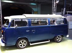 """VW Bay Window Camper Van T2 1978 - must see! (Interior signed by """"Take That""""!)"""