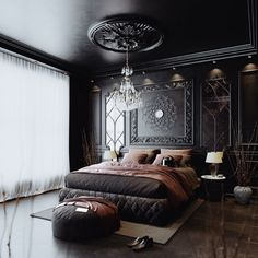 دکوراسیون اتاق خواب با نقاشی و بافتبعدی #9 - گروه طراحی ناتک (کلیه حقوق محفوظ است) Arty Bedroom, Bedroom Red, Modern Bedroom, Condo Bedroom, Master Bedroom, Feature Wall Bedroom, Bedroom Wall Colors, Bedroom Decor For Couples, Bedroom Ideas