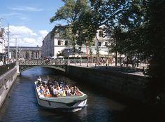 badplatser göteborg | Paddanbåtarna Göteborg | Enjoy Sweden | Sveriges Stora Turistportal Gothenburg