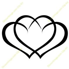 Image result for tattoos intertwined hearts