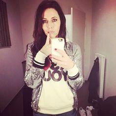 Beauty diva Kristel.