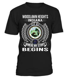 Woodlawn Heights, Indiana