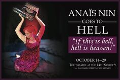 Anais Nin Goes to Hell - MTWorks