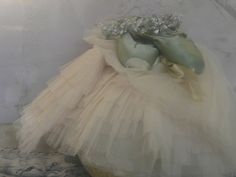 Welcome to my vintage webshop - filled with treasures of a long time past, touched by whiffs of theatre dust, sprinkles of circus magic & fairy-tales of tulle and sparkling gems. Ballet Dancers, Ballet Shoes, Toe Shoes, Ballerinas, Vintage Ballerina, Dance Like No One Is Watching, Ballet Costumes, Look Vintage, Shabby Chic Homes