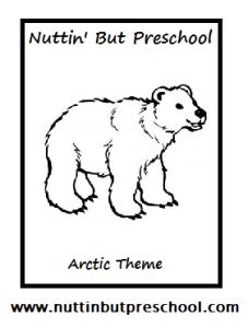 Arctic Preschool Lesson Plan