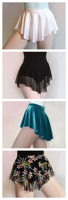 Royall Dancewear skirts