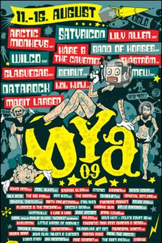 Øyafestivalen Arctic, Comic Books, Comics, Cover, Music Posters, Cartoons, Cartoons, Comic, Comic Book