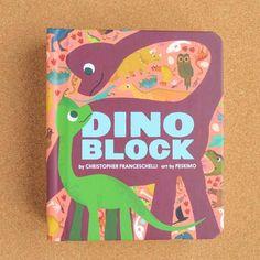 Dinoblock illustrated by Peskimo