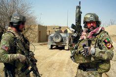 SFG & ANA Commando