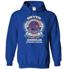 American Leopard Hound T-Shirt & Hoodie | DonaShirts.com - Dare To Be Tshirts, Hoodies And Custom