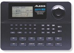 Alesis' exclusive Dynamic Articulation feature enables a drum sound to change its tonal content as it's played harder for truly realistic performances. It's that simple. Vintage Synth, Vintage Drums, Vintage Keys, Dj Equipment, Equipment For Sale, Studio Equipment, Digital Drums, Audio