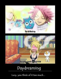 Lucy Heartfillia, Fairy Tail This was seriously one of my fav Nalu episodes! Fairy Tail Funny, Fairy Tail Love, Fairy Tail Ships, Fairy Tail Natsu And Lucy, Fairy Tail Nalu, Manga, Fairy Tail Guild, Fairy Tail Couples, Another Anime