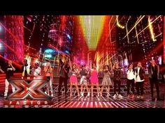 What A Feeling! Watch our Finalists perform Flashdance hit   Week 3 Results   The X Factor 2015 - YouTube