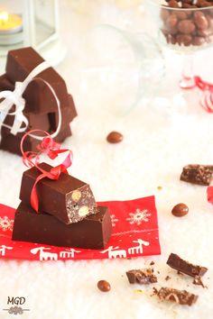 Mi Gran Diversión: Turrón de chocolate con conguitos y nutella