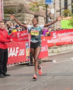 RunnersWeb  Athletics: Scotiabank Toronto Waterfront Marathon Earns Third Consecutive IAAF Gold Label