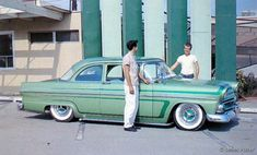 custom cars in the street ( 1950's & 1960's) - Page 2