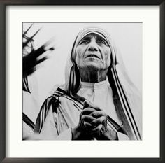 Loneliness is the most terrible poverty-- Mother Teresa