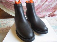 Boots Go West Pasadena noir T 43. - Boots neuves jamais portées, cuir  vachette 443659d7a71