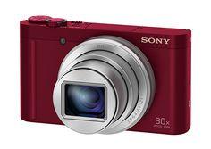 EDGED : 소니, 광학 30배줌 지원 컴팩트 디지털 카메라 신제품 2종 발매