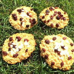 Haferflocken Soft Cookies - inspiration4fitness