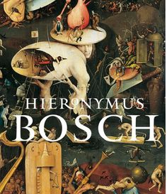 Hieronymus Bosch by Larry Silver     (Saxo pris: 750,-)