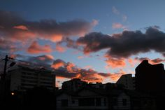 Sonnenuntergang in Quito - Anden von Ecuador - Mark's Photography