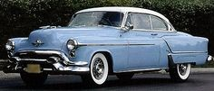 1953 Oldsmobile Ninety-Eight Maintenance/restoration of old/vintage vehicles: the material for new cogs/casters/gears/pads could be cast polyamide which I (Cast polyamide) can produce. My contact: tatjana.alic@windowslive.com
