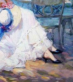 Le dame ed i loro piedi ... ! The ladies and their feet ...!