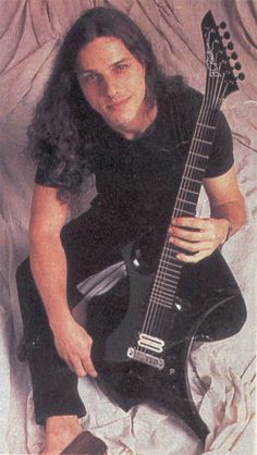 The greatest front man in the history of Metal! CHUCK SCHULDINER