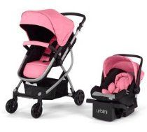 uberchild evo full 3in1 travel system funky. Black Bedroom Furniture Sets. Home Design Ideas