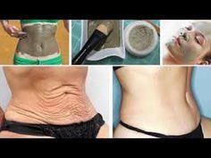 Desapareceras la flacidez de tu abdomen y piel en solo 7 días con esto - YouTube