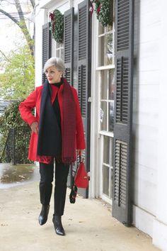 baby it\u0027s cold outside Looks Femme, 60 Ans, Idee Tenue, Mode Femme,