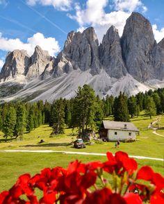 "Val Di Funes ~ Italy """