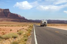 One of the best ways to explore America's great outdoors is with an RV.